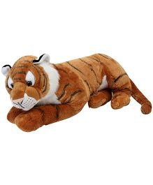 Wild Republic Natural Pose Tiger Brown - 76 cm
