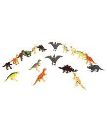 Wild Republic Dinosaurs Set - Multicolour