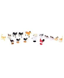 Wild Republic Farm Animal Set - Multicolour