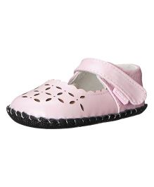 Pediped Katelyn Mary Jane Shoes - Pearl Pink