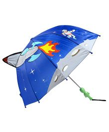Kidorable Blue Space Hero Umbrella