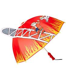 Kidorable Red Fireman Umbrella