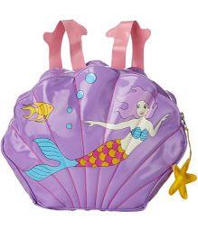 Kidorable Purple Mermaid Backpack
