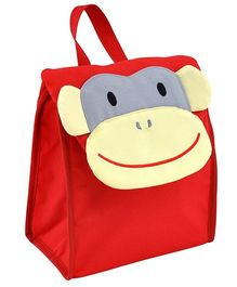 Green Sprouts Monkey Safari Lunch Bag