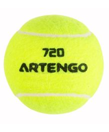 Artengo Tennis Cricket Soft Ball - Light Green