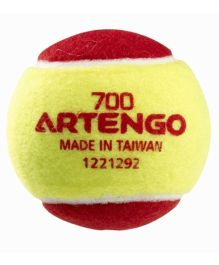 Artengo Tennis Ball - Red Yellow