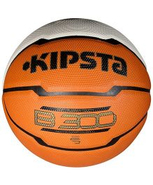 Kipsta S5 B300 Basketball - Orange And Grey