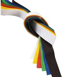 Domyos Ceinture Judo Unies Combat Sports Belt - Multicolor
