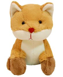 Surbhi Squirrel Soft Toy Brown - Length 22 cm