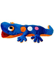 Surbhi Lizard Soft Toy Blue - 12 cm