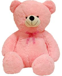 Surbhi Huggable Teddy Soft Toy Pink - Length 90 cm