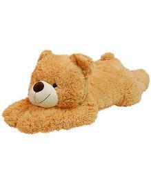 Surbhi Lying Teddy Soft Toy Brown - 88 cm