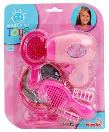 Simba World Of Toys Hairstyling Play Set (Color May Vary)