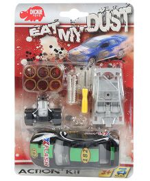 Dickie Eat My Dust Action Kit - Black