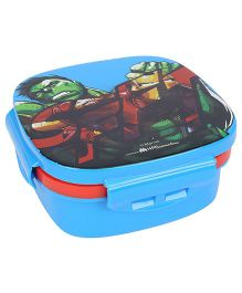 Marvel Avengers Lunch Box - Blue
