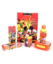 Disney Princess School Kit - Pack Of 6