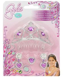 Steffi Love Princess Jewellery Set - Purple