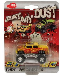 Dickie Eat My Dust Dirt Monster - Assorted