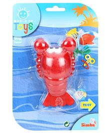 Simba World of Toys Wind Up Swimming Animals - Red