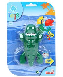 Simba World of Toys Wind Up Swimming Animals - Green