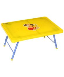 Mothertouch Junior Table Puppy Print Yellow - JTY