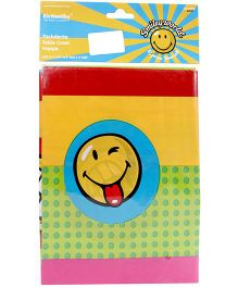 Riethmuller Smiley Table Cover - Multi Color