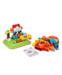 Chicco Toy Building Blocks Treasure Island - 60 Pieces