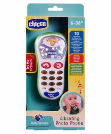 Chicco Vibrating Photo Phone