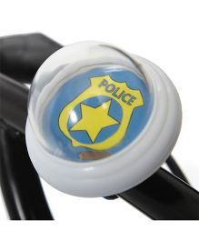 Btwin Police Bicycle Bell - Blue