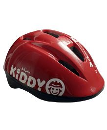 Btwin Kiddy Helmet - Red