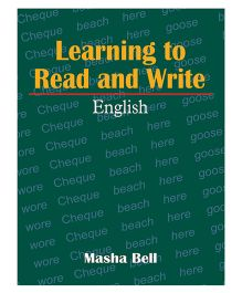 Learning To Read And Write - English