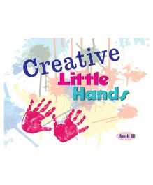 Creative Little Hands Book 2 - English