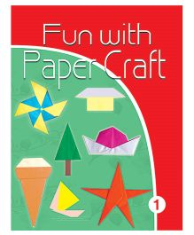Fun With Paper Craft Book 1 - English