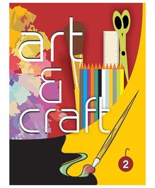 Art And Craft Book 2 - English