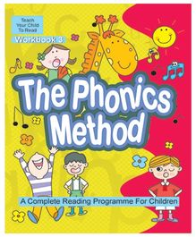 The Phonics Method Workbook III - English