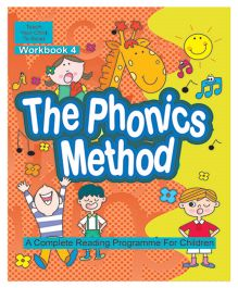 The Phonics Method Workbook IV - English
