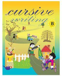 Cursive Writing Book B - English