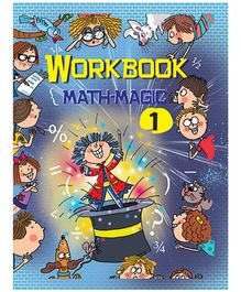 Workbook Math Magic 1 - English