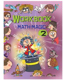 Workbook Math Magic 2 - English