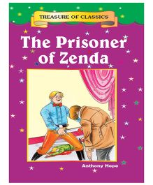 The Prisoner Of Zenda Story Book - English
