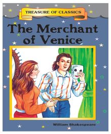 The Merchant Of Venice Story Book - English