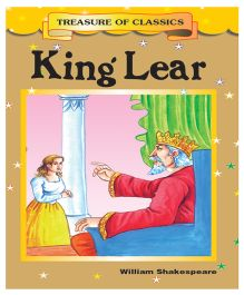King Lear Story Book - English
