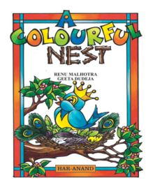 A Colourful Nest - English