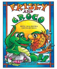 Frisky And Croco - English