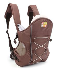 Mee Mee 4 Way Baby Carrier Brown - MM C20