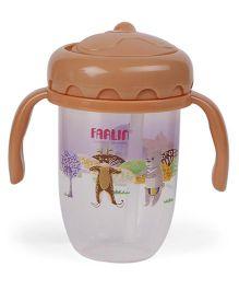 Farlin Training Cup Brown - 240 ml