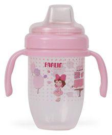 Farlin Training Cup Pink - 240 ml
