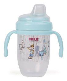 Farlin Training Cup Blue - 240 ml
