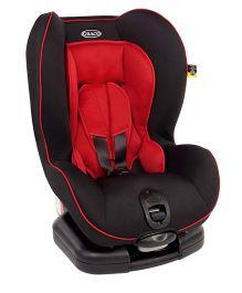 Graco Coast Forward Facing Car Seat - Chilli Red