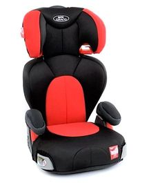 Graco Junior Maxi Rallysport Car Seat Lyon - Black And Red